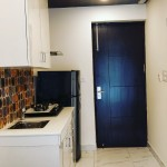 Fully Fitted Kitchenette at Hotel P.K. Residency Noida